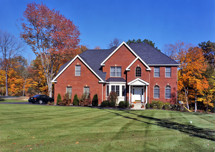Beckwith group architects production homes residential for Production home builders
