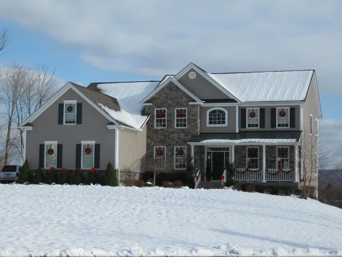 Beckwith Group Architects Production Homes Residential